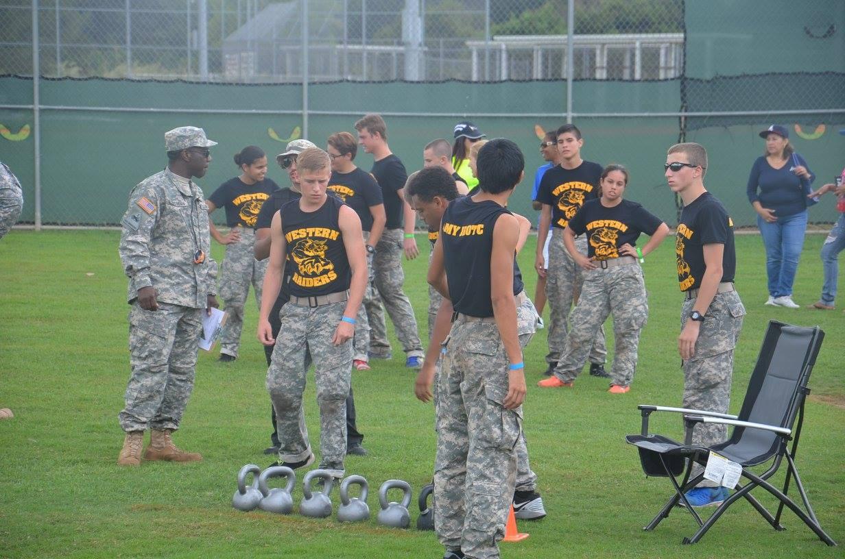 73 Wildcat Battalion Jrotc